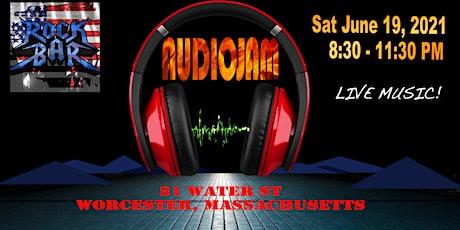 AudioJam Returns to Rock Bar! tickets