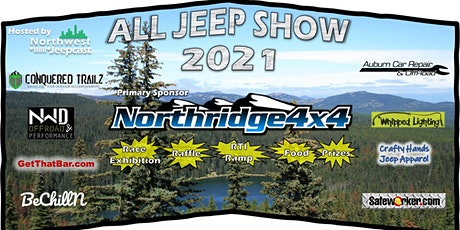 Northwest Jeepcast All Jeep Show 2021 tickets
