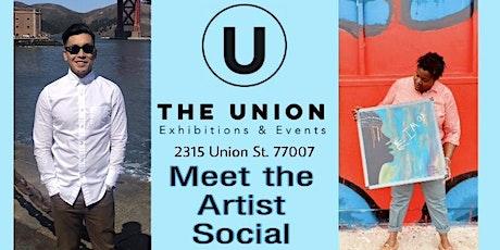 "Meet the Artists Social - ""Entering Summer Solstice"" Art Exhibition tickets"