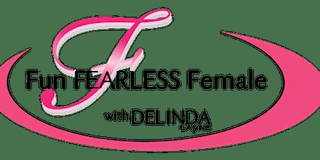 Fun Fearless Female - Faith & Fun Friday  Lunch tickets