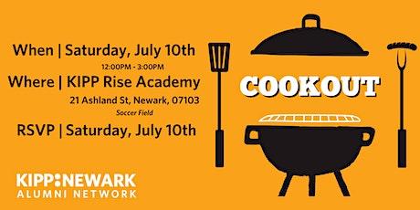 KIPP Newark Alumni Network Cookout tickets