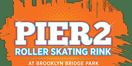 Saturday Evening Skate June 19, 2021 8:30-10:30pm tickets
