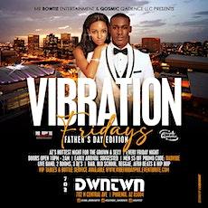 Vibrations Fridays tickets