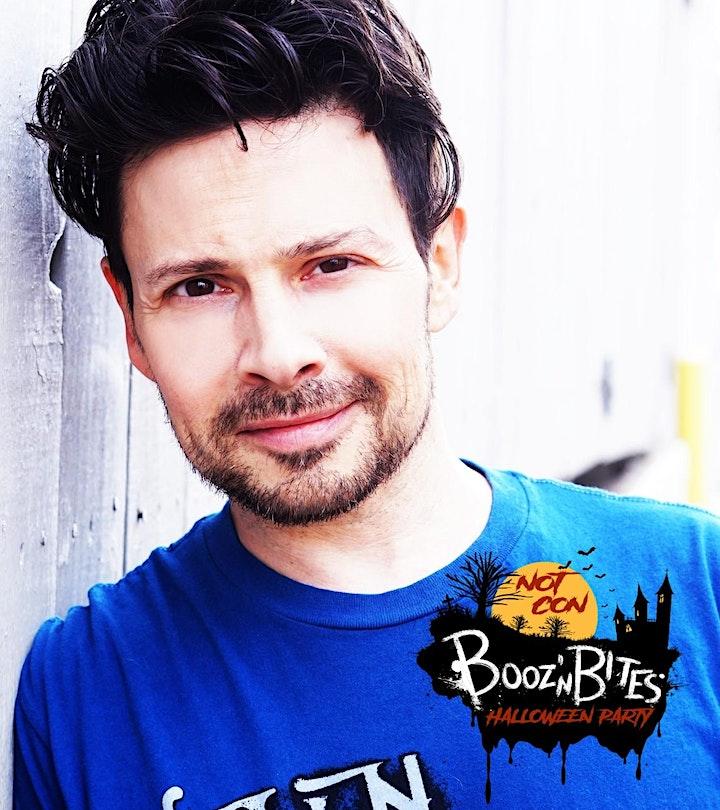 Booz'n Bites with Jason Marsden image