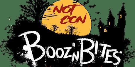 Booz'n Bites with Jason Marsden tickets