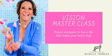 Vision Master Class entradas