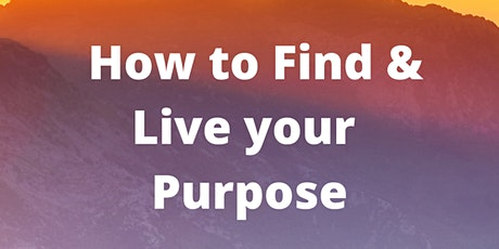 Find & Live your Purpose with Jackie Roberge tickets