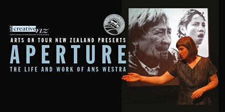 Aperture - The Life and Work of Ans Westra tickets