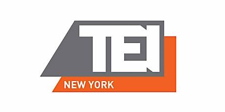 International  Meeting - A  Joint Presentation by NY & EMEA  TEI Chapters biglietti