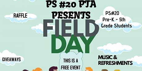 PS #20 Field Day tickets