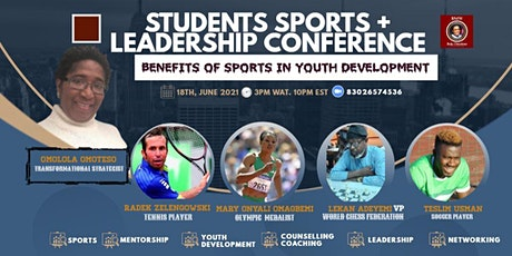 Students Sports + Leadership Conference tickets