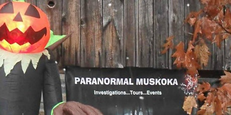 Self Guided Digital Ghost Tour ... a Covid safe Adventure for the Family ! tickets