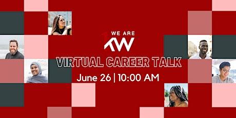 Keller Williams Virtual Career Talk tickets