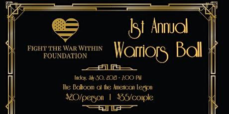 1st Annual Warriors Ball tickets