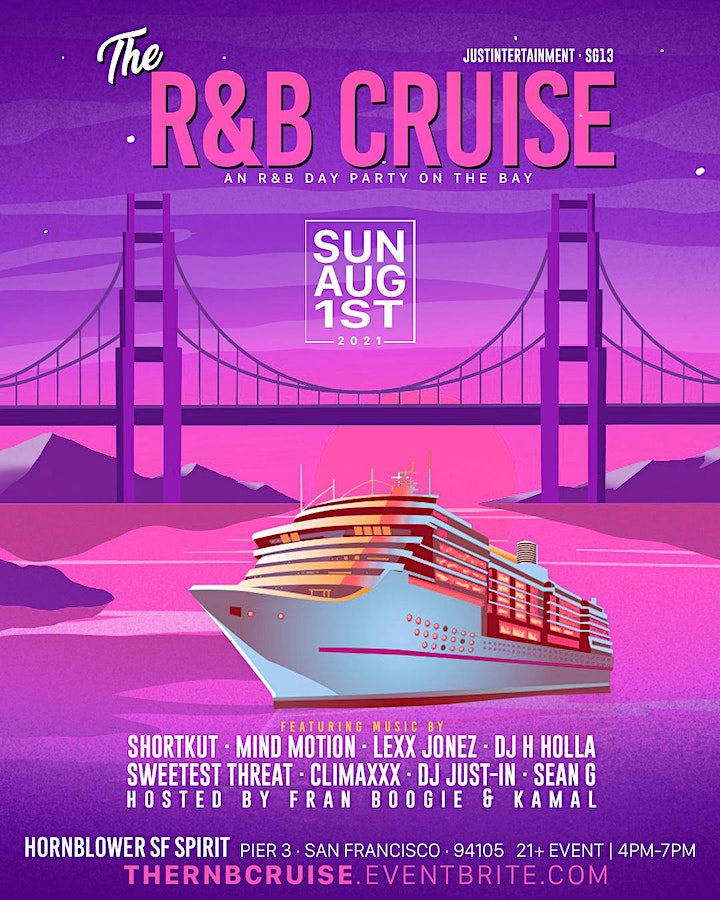 The R and B Cruise image