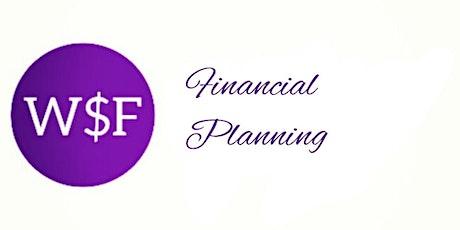 Virtual Wise Finances Workshop - Financial Planning tickets