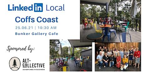 LinkedIn Local Coffs Coast June tickets