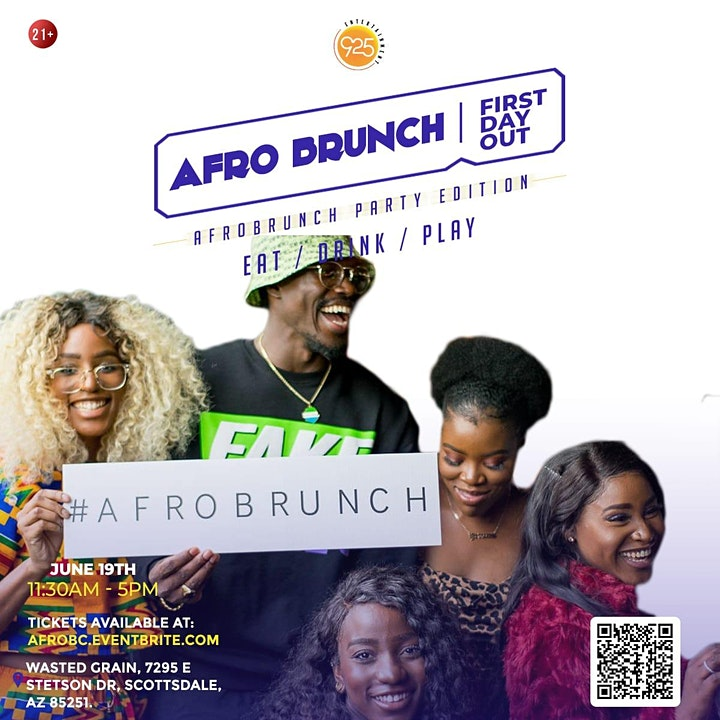 AfroBrunch & Chill Vol. 4 (Party Edition) image