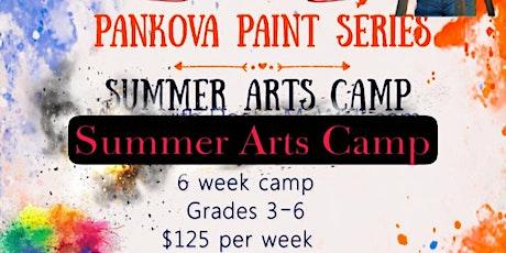 Summer Arts Camp 4Days tickets