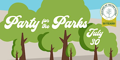 Party for the Parks! 2021 tickets