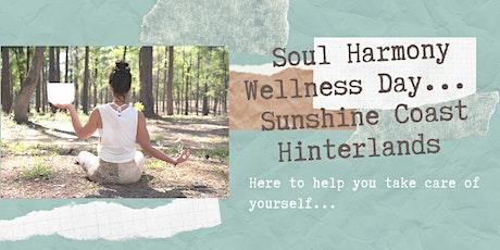 Soul Harmony Wellness Day -Sunshine Coast Hinterland tickets