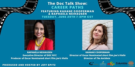 The  Doc Talk Show: Career Paths Tickets