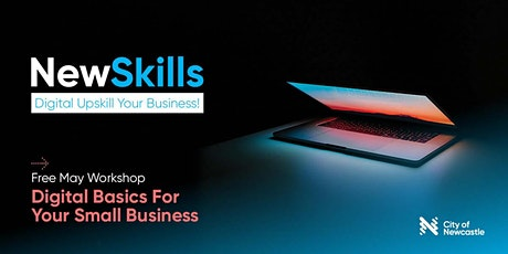 Digital Upskill Your Business! Workshop (Wallsend): Digital Basics tickets