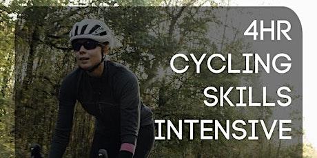 4HR Cycling Skills Intensive Workshop tickets