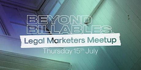 Legal Marketing & Business Development Meetup tickets