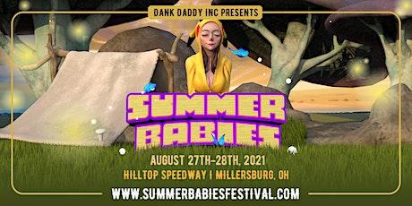 Summer Babies Festival 2021 tickets