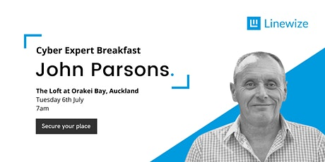 Cyber Expert Breakfast with John Parsons - Child Protection Consultant tickets