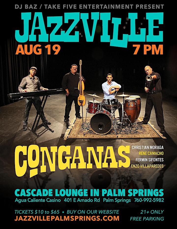 Conganas Latin Jazz Quartet image