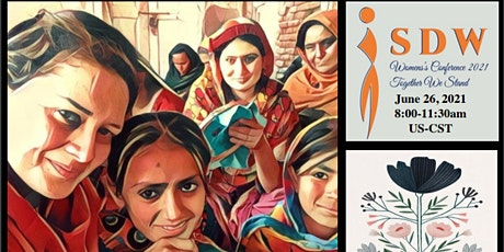 South Asia Democracy Watch- Women's Conference 2021 tickets