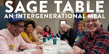Pride Sage Table tickets