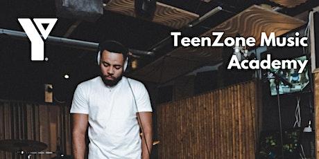 TeenZone Music Academy Registration tickets