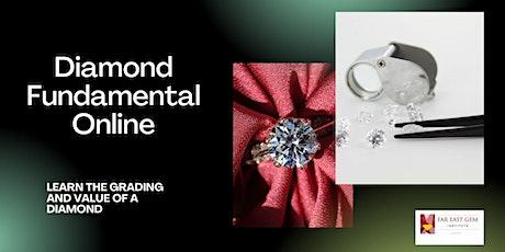 Online Diamond Workshop  16, 17, 23, 24 August 2021 tickets