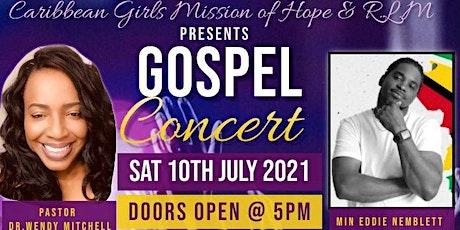 Caribbean Girls Mission of hope & RLM  Gospel Concert tickets