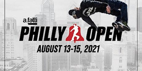 a.fatti Philly Open tickets