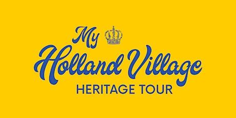My Holland Village Virtual Heritage Tour [English] (19 June 2021) tickets