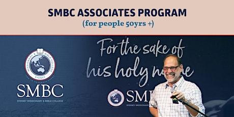 SMBC Associates Program - Single Session, 1 September, 2021 tickets