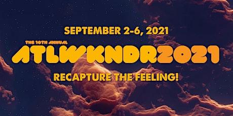 THE ATLANTA WEEKENDER/ATLWKNDR- 2021 tickets