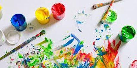 Art Activity -  Activité artistique tickets