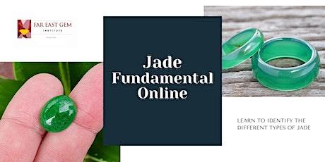 Online  Jade Fundamental workshop (26, 27July, 2, 3 August 2021) Tickets