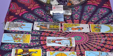 Intuitive Tarot Card Reading class tickets