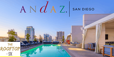 Sunday LOUD Pool Party at The Andaz Rooftop | Levinson Group tickets