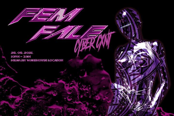 Fem Fale: Cyber Cxnt image