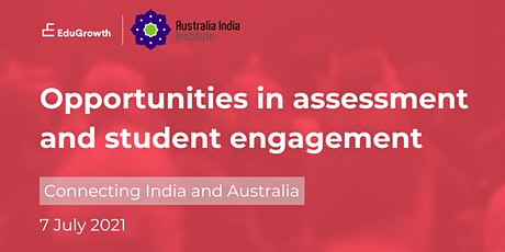 Opportunities in Assessment and Student Engagement: India and Australia tickets