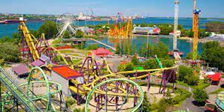 Outing/Sortie 6: LaRonde tickets