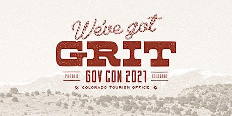 2021 Colorado Governor's Tourism Conference tickets