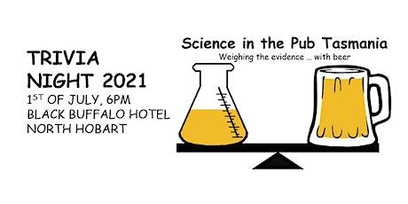 SciPub Trivia Night 2021 tickets